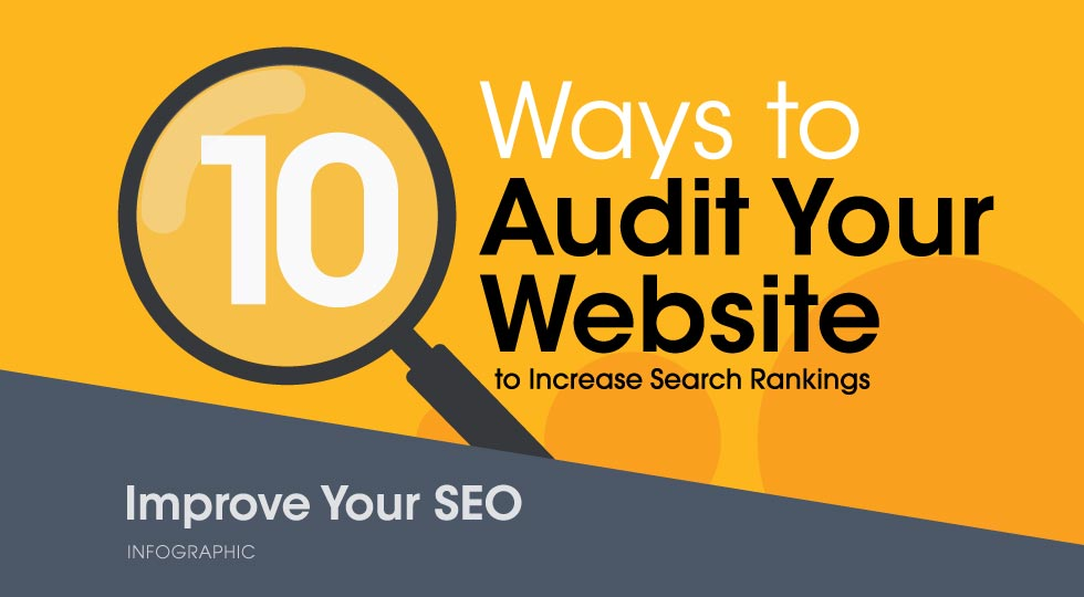 Technical SEO Audit Checklist to Improve Google Search [Infographic]
